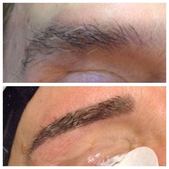 Microblading (Semi Permanent) Eyebrow Treatment