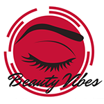 Beauty Vibes | We take care of yours | Finchley | Mantra | Beautician Logo